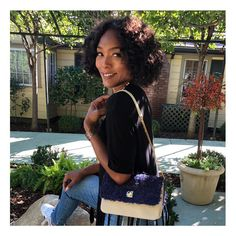 We are so honored to see the wonderful and talented Angela Basset with our Night&Day bag! Known from movies and TV series such as Black Panther, Mission Impossible, and many more, it is incredible to have Angela Basset wear our creation! Mission Impossible, Day Bag, Day For Night, Black Panther, Tv Series, The Incredibles, Movies, How To Wear, Instagram