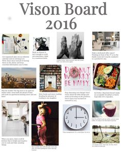 So I decided to get a head start on my goals for 2016. I know it's a bit early, but I work best when I have plenty of time to work things out. I am kicking things off by starting a vision board! This is just a collection of images to remind me of what...Read More »