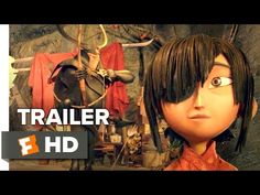 Kubo and the Two Strings Official Trailer #2 (2016) - Charlize Theron, Rooney Mara Animated Movie HD - YouTube