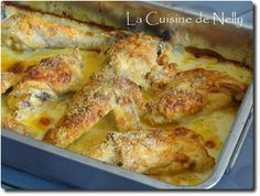 Poulet Gaston Gérard Food And Drink, Chicken, Meat, Four, Savory Snacks, Meals, Dutch Oven, Poultry, Dinner Entrees