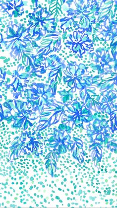 Lilly Pulitzer print iPhone wallpaper