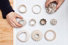 Unfold, les potiers 3D |MilK decoration