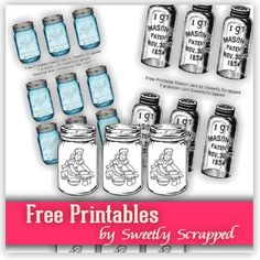 3 Different Free Printables