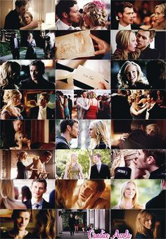 every single Klaus and Caroline moment known to man <3