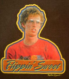Napoleon Dynamite Flippin' Sweet T-Shirt Funny Animal Quotes, Funny Animals, Tina You Fat Lard, Haylie Duff, Napoleon Dynamite, Sweet T, Celebrity Travel, Wedding Tattoos, Parks And Recreation