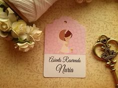 First Communion Tags.Custom Tags. First Communion by BrandyWPrints