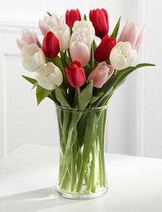 ramo de tulipanes - Buscar con Google