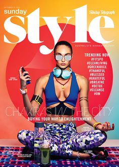 Issue #77 Starring Hannah Saul. Download the app: http://www.appstore.com/SundayStyle