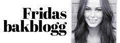 Kladdiga och sega Kladdkakemuffins | Fridas bakblogg