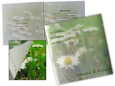 Hochzeitskarten+-+ICH+++DU+ergibt+WIR... See Through, Invitation Text, Fiction, Card Wedding, Getting Married, Celebration, Flowers