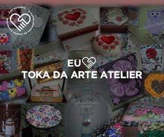 Toka da Arte Atelier: Compre do Pequeno Negócio! - Sebrae #compredopeque...