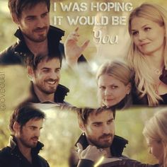 Ouch! Damn hot moment.... #captainswan is hot #onceuponatime #tenreasonswhyyoushouldshipthem :)