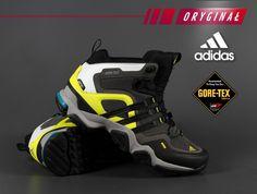 more photos 96f03 ef9bf 379 Buty ADIDAS TERREX FAST V22387 r.44 23 GORE-TEX Adidas