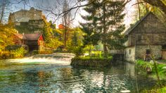 Photo Rastoke, living on the waterfalls by Oliver �vob on 500px