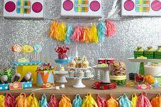 Yo Gabba Gabba Kids birthday party #YGGBirthdayExpressBash