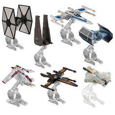 Star Wars Hot Wheels Starships Wave 5 Case