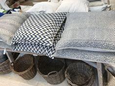 More cushion colours