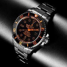 OceanicTime: Rolex DEEPSEA By BAMFORD Watch Dept.
