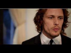 "A nice little video of Sam Heughan on His 'Outlander' Character Jamie Fraser – ""He's My Jamie"""