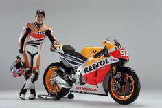 MotoGP: Repsol Honda's Marc Marquez Turns 21 - http://www.vespa2013.com/news/motogp-repsol-hondas-marc-marquez-turns-21.html