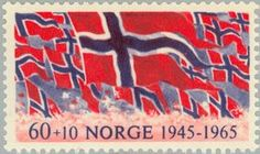 Sello: Liberation (Noruega) (Liberation) Mi:NO 529,Sn:NO B67,Yt:NO 483,AFA:NO 542