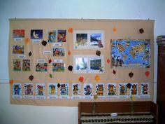 Játékos tanulás és kreativitás: Teremdíszítés
