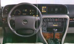 Motor Proyect: Lo demás es historia: Opel Senator