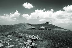 Göbekli Tepe, the site that produced the so far oldest known sacred architecture of mankind. Seen from the south in during my first excavation campaign there, still as an undergraduate, with the late Prof. Stone Age, Archaeology, Mountains, Photography, Travel, Image, German, Turkey, Blog