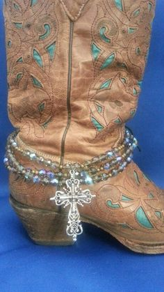 Love boot jewelry