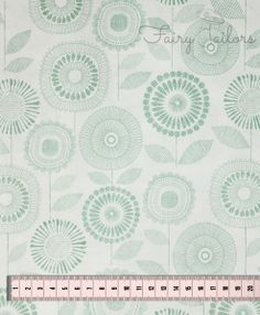 Cotton Fabric for sale on www.fairytailors.be. Brans: Cloud9 (with GOTS label)