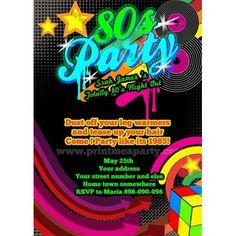 53 Best 80s Party Theme Stuff Images On Pinterest Cassette Tape