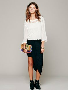 Free People Love of London Knit Bodycon, $88.00
