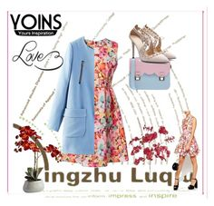 """""""Yoins contest"""" by dinka1-749 ❤ liked on Polyvore featuring La Cartella, Pier 1 Imports and yoins"""