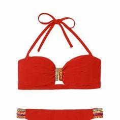 Maillot de bain 2017 : un bikini Etam