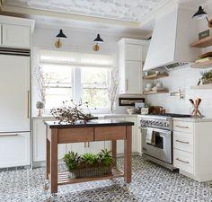 kitchen tile pattern floors