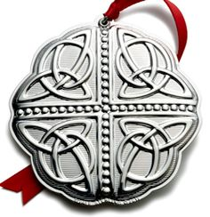 2012 Towle Celtic 13th Edition Sterling Ornament