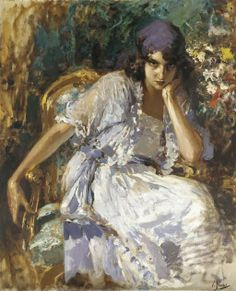 Vincenzo Irolli ~ Italian Genre painter