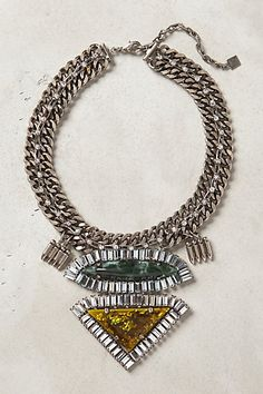 if i could afford this i would wear it every single day....Cubitalia Necklace #anthropologie