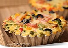 Cobbler, Quiche, Sushi, Food And Drink, Pizza, Cooking Recipes, Yummy Food, Ethnic Recipes, Pie