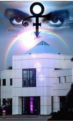 "Paisley Park-""There's always a rainbow at the end of every rain""-Prince"