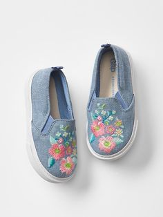 1969 chambray slip-on sneakers Product Image