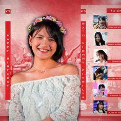 Happy Birthday my queen @jkt48vienny  #jkt48 #idolgroup #jkt48member #vinyjkt48 #photoshop #photoshopcc #design #infographic