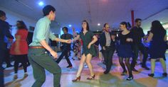 The Lindy Hop, a dance born nearly a century ago, is making a comeback among millennials
