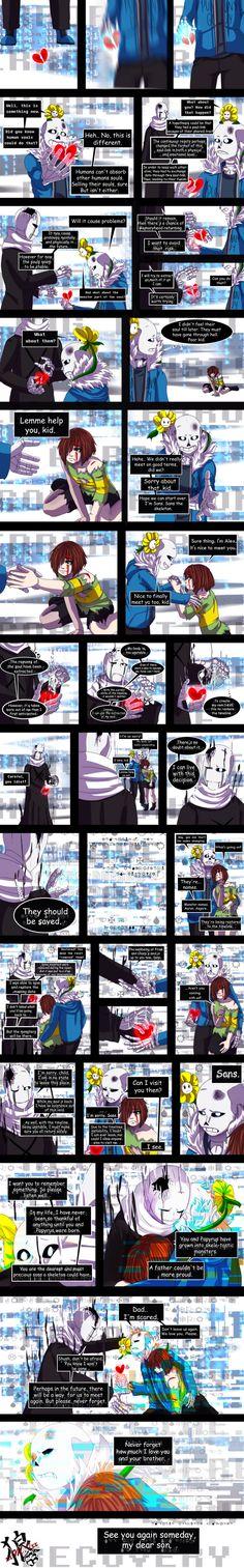 ::Nightmaretale - pg 100:: by xxMileikaIvanaxx