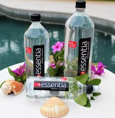 Essentia Water is pure hydration. The distinctive alkaline water hydrates your body and keeps you feeling healthy and great. Enter the giveaway on Organic Sunshine to try yourself.