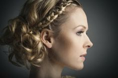 #Bows for your #Wedding #Hairstyle