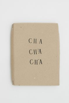 Cha cha cha - Gift wrap inspiration. Stephen Willats