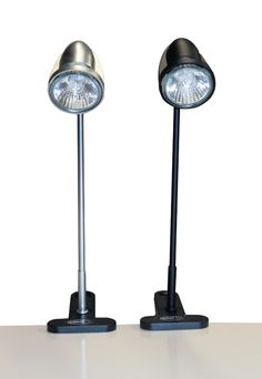 Display lights clip on 50W DL50 Coker Exhibition Stands