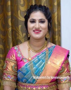 Indian Silk Sarees, Indian Beauty Saree, Kerala Saree Blouse Designs, Indian Wife, Bollywood Actress Hot Photos, Most Beautiful Indian Actress, Voluptuous Women, India Beauty, Beauty Women
