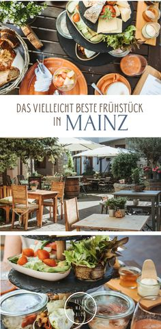 Places To Eat, Great Places, Beautiful Places, Provence, Mainz Germany, Brunch, Reisen In Europa, Great Hotel, Germany Travel